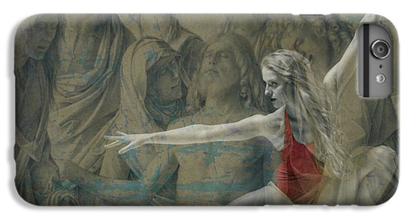 Tiny Dancer  IPhone 6s Plus Case by Paul Lovering