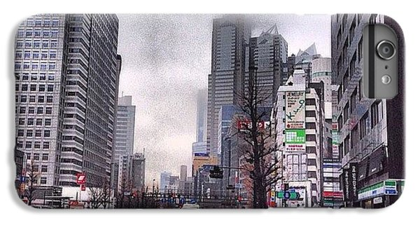 iPhone 6s Plus Case - Tokyo Cloudy by Moto Moto