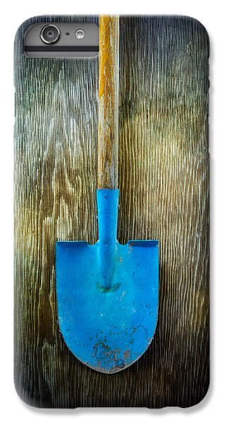 Rural Scenes iPhone 6s Plus Case - Tools On Wood 23 by Yo Pedro