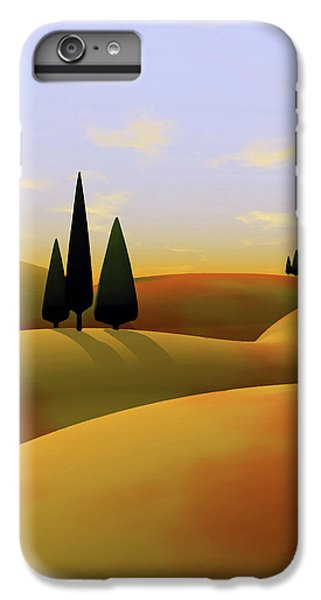 Landscape iPhone 6s Plus Case - Toscana 3 by Cynthia Decker