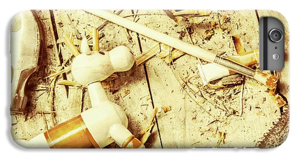 Toy Making At Santas Workshop IPhone 6s Plus Case by Jorgo Photography - Wall Art Gallery