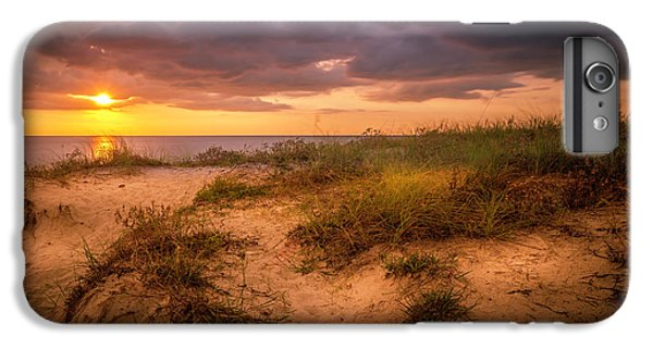 Ocean Sunset iPhone 6s Plus Case - Tranquil Moment by Marvin Spates