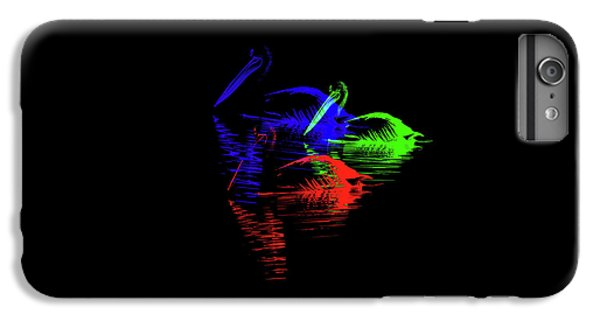 Pelican iPhone 6s Plus Case - Tripolar by Az Jackson