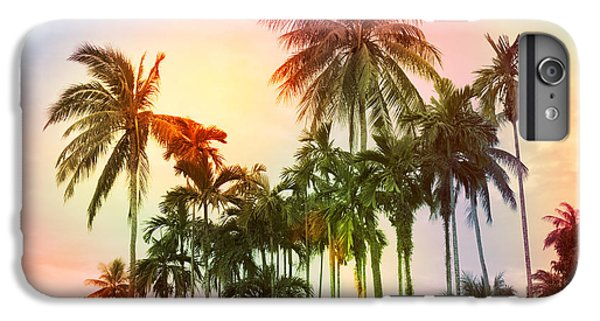 Fantasy iPhone 6s Plus Case - Tropical 11 by Mark Ashkenazi