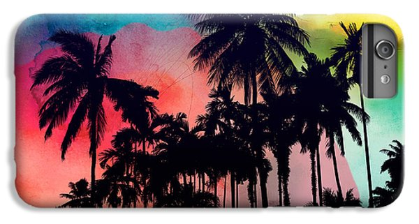 Tropical Colors IPhone 6s Plus Case by Mark Ashkenazi