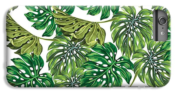 Tropical Haven  IPhone 6s Plus Case by Mark Ashkenazi
