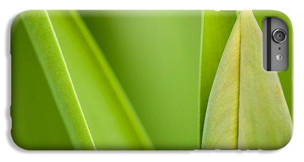 Tulip IPhone 6s Plus Case by Silke Magino