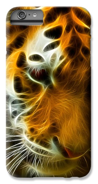 Clemson iPhone 6s Plus Case - Turbulent Tiger by Ricky Barnard