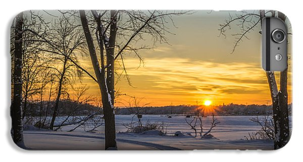 Turn Left At The Sunset IPhone 6s Plus Case by Randy Scherkenbach