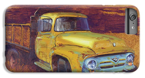Truck iPhone 6s Plus Case - Turning Into The Light by Cody DeLong