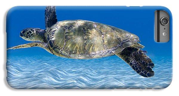 Turtle Flight -  Part 2 Of 3  IPhone 6s Plus Case by Sean Davey