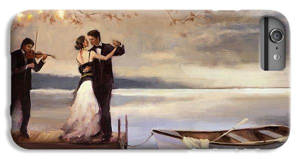 Boats iPhone 6s Plus Case - Twilight Romance by Steve Henderson