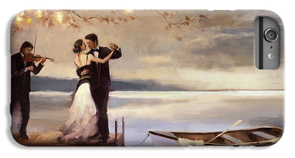 Boat iPhone 6s Plus Case - Twilight Romance by Steve Henderson