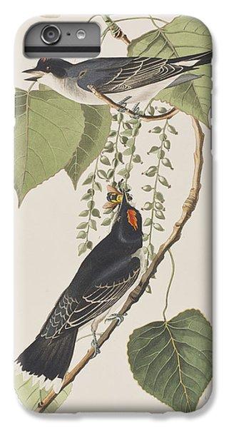 Tyrant Fly Catcher IPhone 6s Plus Case by John James Audubon