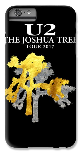 U2 iPhone 6s Plus Case - U2 Joshua Tree by Raisya Irawan
