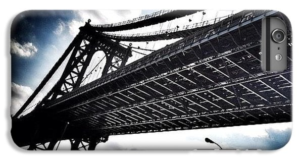iPhone 6s Plus Case - Under The Bridge by Christopher Leon