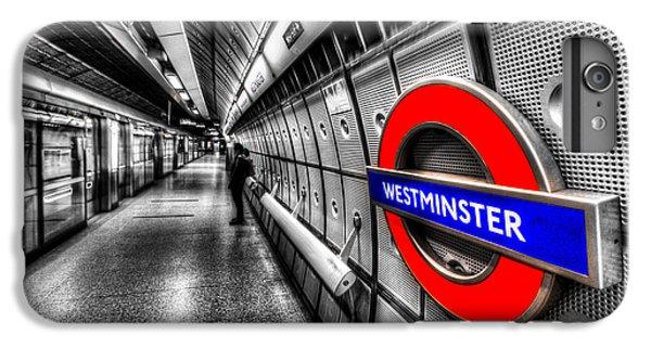 Underground London IPhone 6s Plus Case