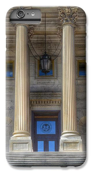 United States Capitol - House Of Representatives  IPhone 6s Plus Case