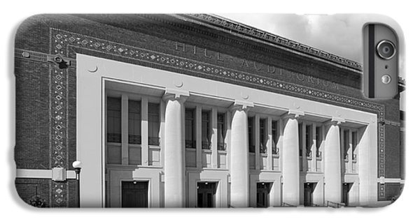 University Of Michigan Hill Auditorium IPhone 6s Plus Case by University Icons