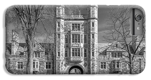University Of Michigan Law Quad IPhone 6s Plus Case by University Icons