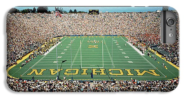 University Of Michigan Stadium, Ann IPhone 6s Plus Case by Panoramic Images