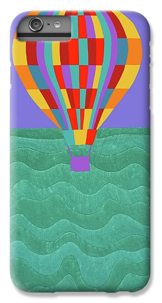 iPhone 6s Plus Case - Up Up And Away by Synthia SAINT JAMES