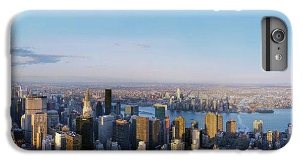 Chrysler Building iPhone 6s Plus Case - Urban Playground by Az Jackson