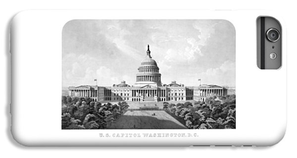 Us Capitol Building - Washington Dc IPhone 6s Plus Case