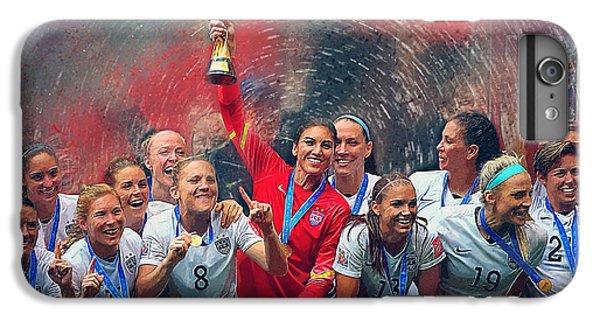 Us Women's Soccer IPhone 6s Plus Case