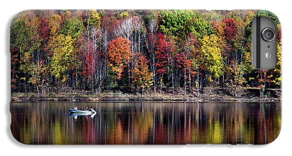 Vanishing Autumn Reflection Landscape IPhone 6s Plus Case