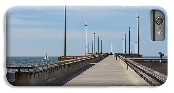 Venice Beach Pier IPhone 6s Plus Case by Ana V Ramirez