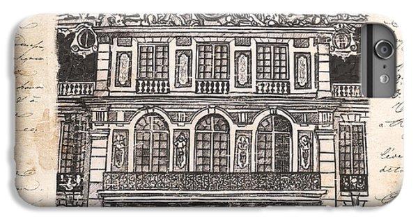 Castle iPhone 6s Plus Case - Versailles by Debbie DeWitt