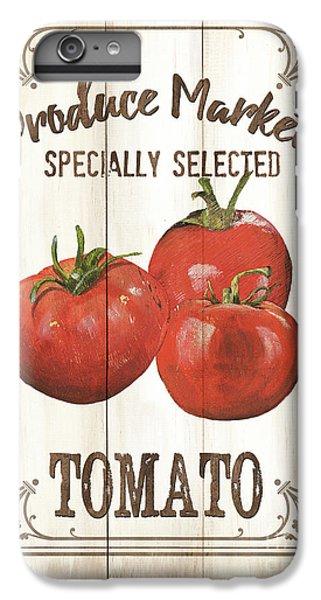 Vintage Fresh Vegetables 4 IPhone 6s Plus Case