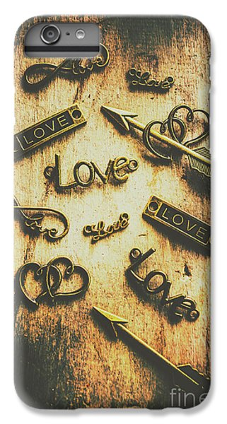 Pendant iPhone 6s Plus Case - Vintage Romance by Jorgo Photography - Wall Art Gallery