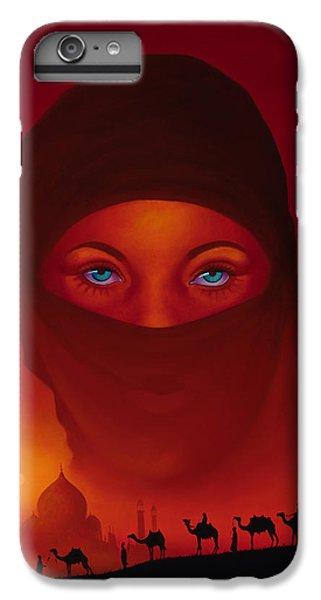 Desert Sunset iPhone 6s Plus Case - Vision by Tim Dangaran