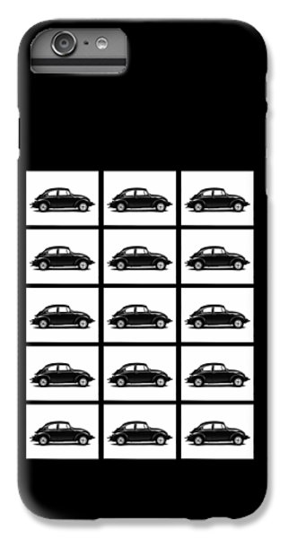 Vw Theory Of Evolution IPhone 6s Plus Case by Mark Rogan
