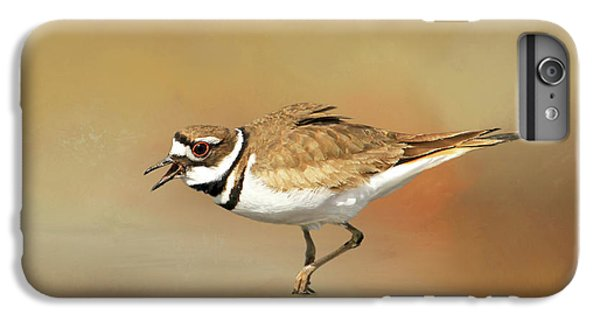 Wading Killdeer IPhone 6s Plus Case