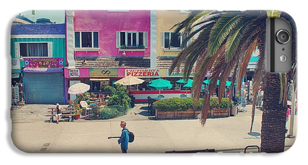 Santa Monica iPhone 6s Plus Case - Waitin' For Victorio by Laurie Search