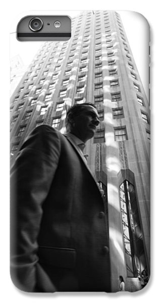 Wall Street Man II IPhone 6s Plus Case