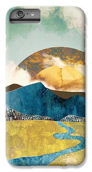 Landscapes iPhone 6s Plus Case - Wanderlust by Katherine Smit
