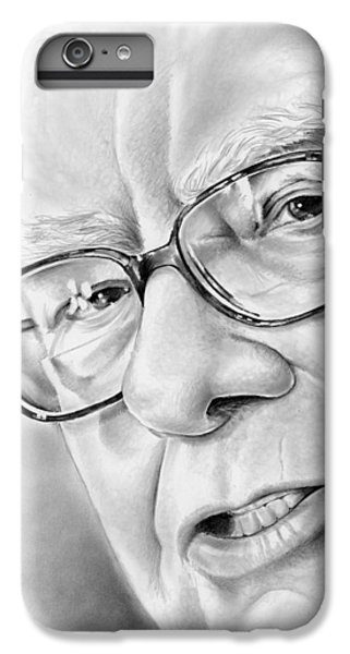 Wizard iPhone 6s Plus Case - Warren Buffett by Greg Joens