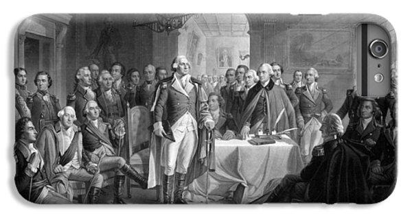 Washington Meeting His Generals IPhone 6s Plus Case