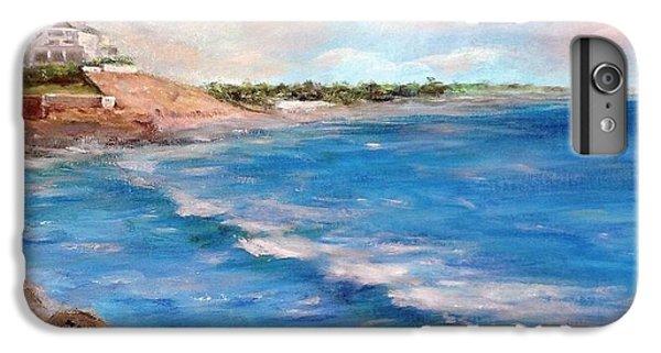 Watch Hill Beach IPhone 6s Plus Case by Anne Barberi