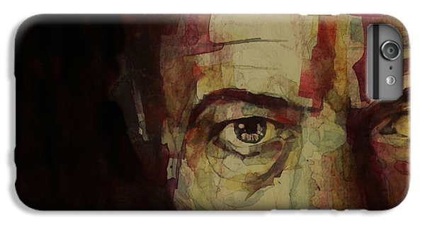 Musicians iPhone 6s Plus Case - Watch That Man Bowie by Paul Lovering
