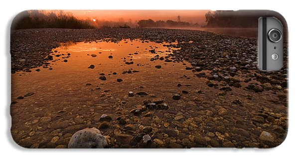Landscape iPhone 6s Plus Case - Water On Mars by Davorin Mance