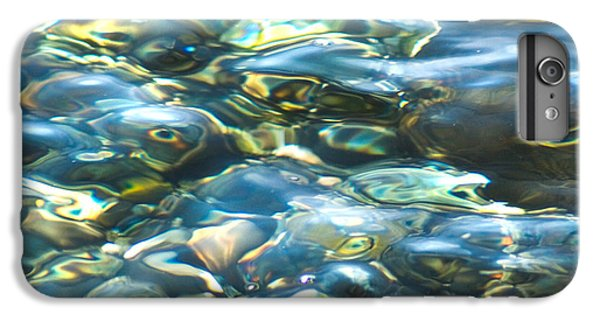 IPhone 6s Plus Case featuring the photograph Water World, Square by Yulia Kazansky