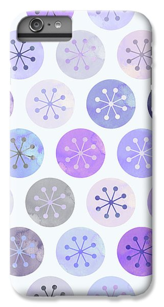 Watercolor Lovely Pattern II IPhone 6s Plus Case by Amir Faysal