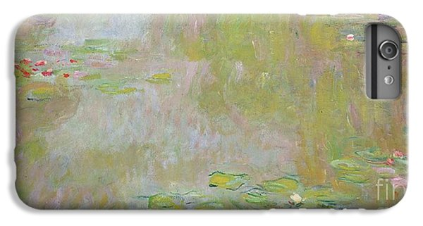 Waterlilies At Giverny IPhone 6s Plus Case by Claude Monet