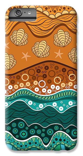Waves IPhone 6s Plus Case