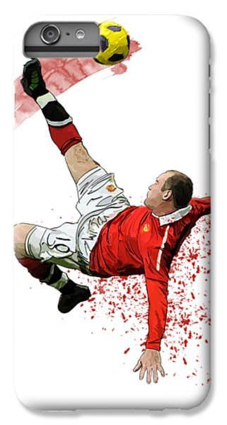 Wayne Rooney IPhone 6s Plus Case